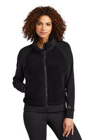 OGIO  ®  Ladies Luuma Sherpa Full-Zip. LOG815