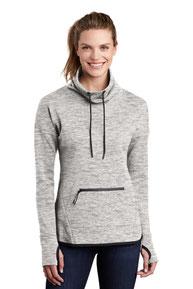 Sport-Tek  ®  Ladies Triumph Cowl Neck Pullover LST280