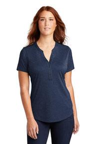 Sport-Tek  ®  Ladies Endeavor Henley. LST468