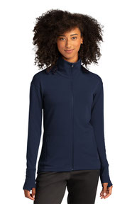 Sport-Tek ®  Ladies Sport-Wick ®  Flex Fleece Full-Zip. LST560