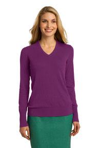 Port Authority ®  Ladies V-Neck Sweater. LSW285