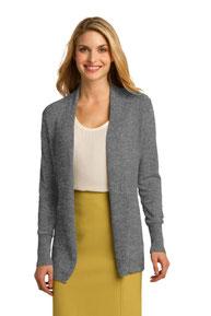 Port Authority ®  Ladies Open Front Cardigan Sweater. LSW289