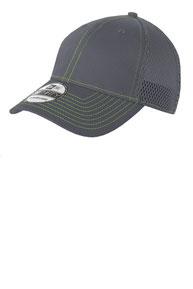 New Era ®  - Stretch Mesh Contrast Stitch Cap. NE1120