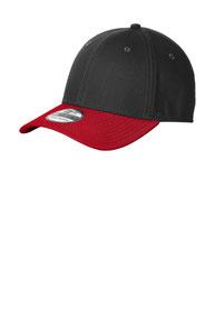 New Era  ®  Stretch Cotton Striped Cap NE1122