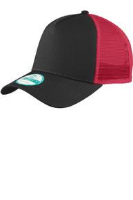 New Era ®  Snapback Trucker Cap. NE205
