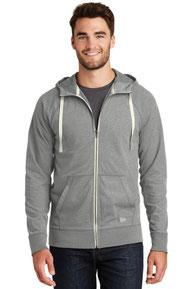 New Era  ®  Sueded Cotton Blend Full-Zip Hoodie. NEA122