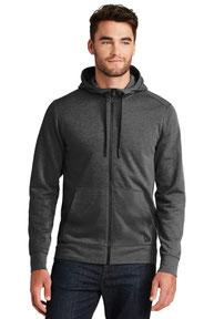 New Era  ®  Tri-Blend Fleece Full-Zip HoodieNEA511