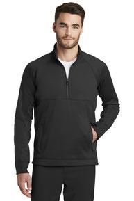 New Era  ®  Venue Fleece 1/4-Zip Pullover. NEA523