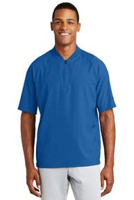 New Era  ®  Cage Short Sleeve 1/4-Zip Jacket. NEA600