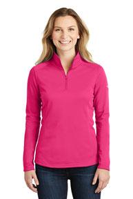 The North Face  ®  Ladies Tech 1/4-Zip Fleece. NF0A3LHC