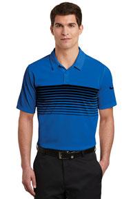 Nike Dri-FIT Chest Stripe Polo. NKAA1855