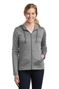Nike Ladies Therma-FIT Full-Zip Fleece Hoodie. NKAH6264