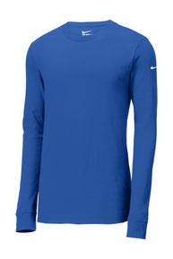 Nike Core Cotton Long Sleeve Tee. NKBQ5232