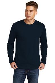 Next Level  ™  Cotton Long Sleeve Tee. NL3601