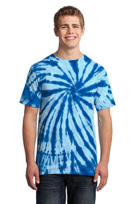 Port & Company ®  - Tie-Dye Tee. PC147