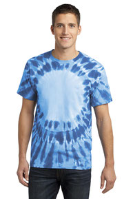 Port & Company ®  -Window Tie-Dye Tee. PC149