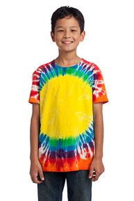 Port & Company ®  - Youth Window Tie-Dye Tee. PC149Y