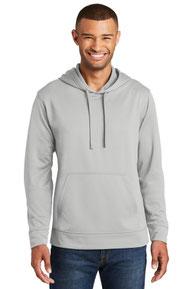Port & Company ®  Performance Fleece Pullover Hooded Sweatshirt. PC590H