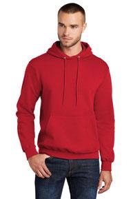 Port & Company  ®  Tall Core Fleece Pullover Hooded Sweatshirt PC78HT