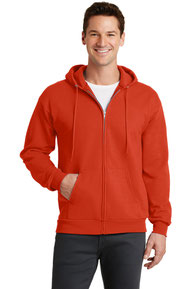 Port & Company ®  - Core Fleece Full-Zip Hooded Sweatshirt. PC78ZH