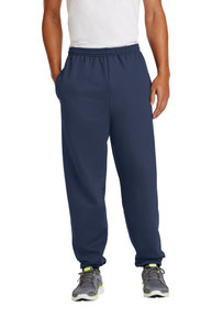 Port & Company ®  - Essential Fleece Sweatpant with Pockets.  PC90P