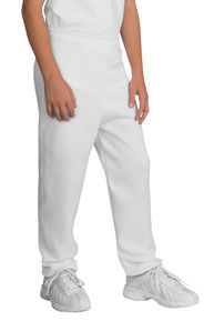 Port & Company ®  - Youth Core Fleece Sweatpant.  PC90YP