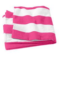 Port Authority ®  Cabana Stripe Beach Towel. PT43