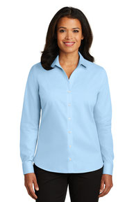 Red House ®  Ladies Non-Iron Twill Shirt. RH79