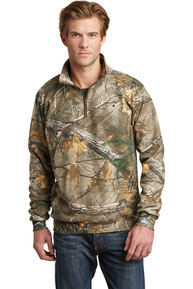 Russell Outdoors ™  Realtree ®  1/4-Zip Sweatshirt. RO78Q