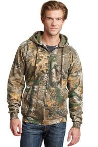 Russell Outdoors ™  Realtree ®  Full-Zip Hooded Sweatshirt. RO78ZH