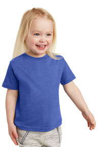Rabbit Skins ™  Toddler Fine Jersey Tee. RS3321