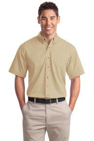 Port Authority ®  Short Sleeve Twill Shirt. S500T