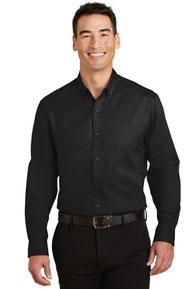 Port Authority ®  SuperPro ™  Twill Shirt. S663