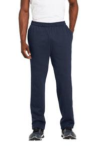 Sport-Tek ®  Open Bottom Sweatpant. ST257