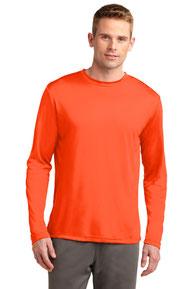 Sport-Tek ®  Long Sleeve PosiCharge ®  Competitor™ Tee. ST350LS