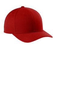 Sport-Tek  ®  Yupoong  ®  Curve Bill Snapback Cap. STC43