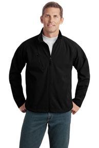 Port Authority ®  Tall Textured Soft Shell Jacket. TLJ705