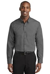 Red House ®   Tall Nailhead Non-Iron Shirt. TLRH370