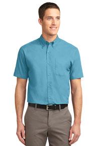 Port Authority ®  Tall Short Sleeve Easy Care Shirt. TLS508
