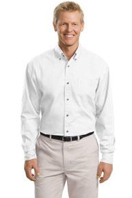 Port Authority ®  Tall Long Sleeve Twill Shirt.  TLS600T