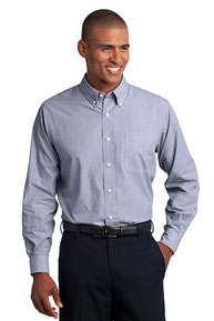 Port Authority ®  Tall Crosshatch Easy Care Shirt. TLS640