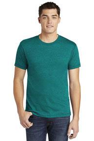 American Apparel  ®  Tri-Blend Track T-Shirt. TR401W