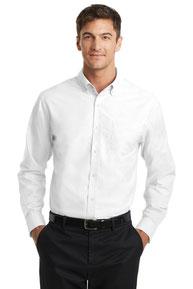 Port Authority ®  Tall SuperPro ™  Oxford Shirt. TS658