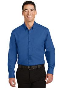 Port Authority ®  Tall SuperPro ™  Twill Shirt. TS663