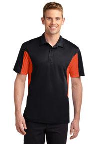 Sport-Tek ®  Tall Side Blocked Micropique Sport-Wick ®  Polo. TST655