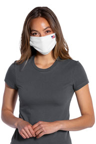 Port Authority  ®  All-American Cotton Knit Face Mask 5 pack (100 packs = 1 Case). USPAMASK