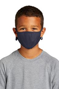 Sport-Tek ®  Youth PosiCharge ®  Competitor ™   Face Mask (5 pack) YSTMSK350